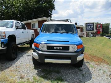 2007 Toyota FJ Cruiser for sale in Chattanooga, TN
