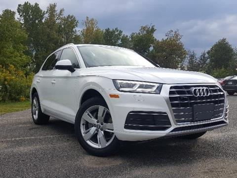 2018 Audi Q5 for sale in Pittsfield MA