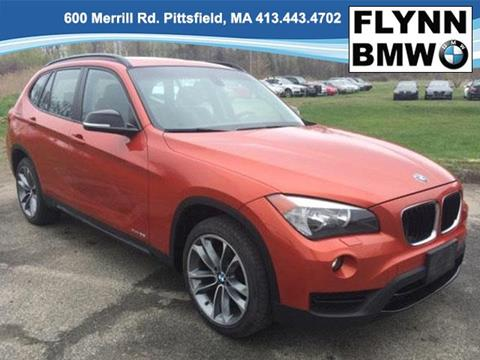 2014 BMW X1 for sale in Pittsfield MA