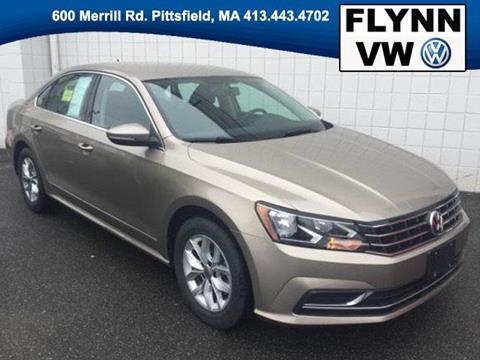 2016 Volkswagen Passat for sale in Pittsfield MA