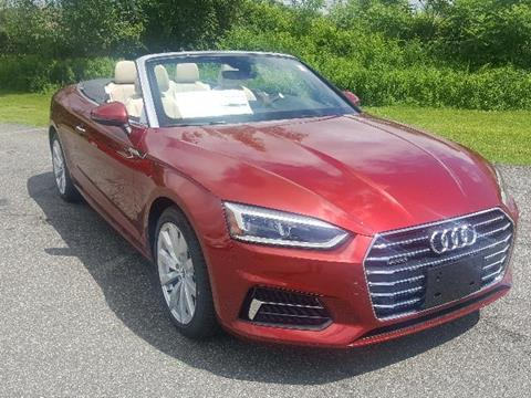 2018 Audi A5 for sale in Pittsfield MA
