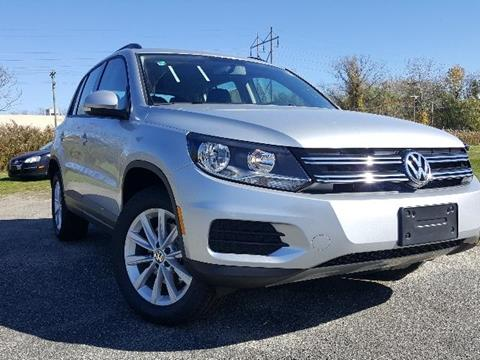2017 Volkswagen Tiguan Limited for sale in Pittsfield MA