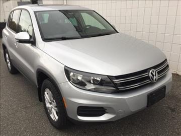 2013 Volkswagen Tiguan for sale in Pittsfield, MA