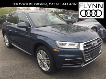 2018 Audi Q5 for sale in Pittsfield, MA