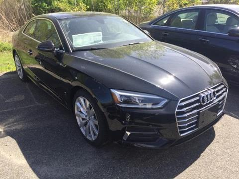 2018 Audi A5 for sale in Pittsfield, MA