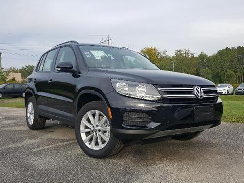 2017 Volkswagen Tiguan Limited for sale in Pittsfield, MA