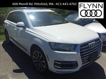 2017 Audi Q7 for sale in Pittsfield, MA