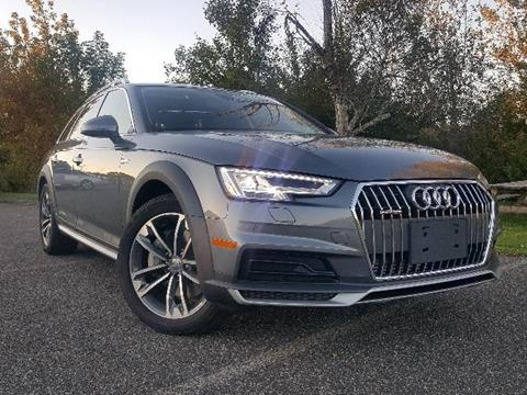 2018 Audi A4 allroad for sale in Pittsfield, MA