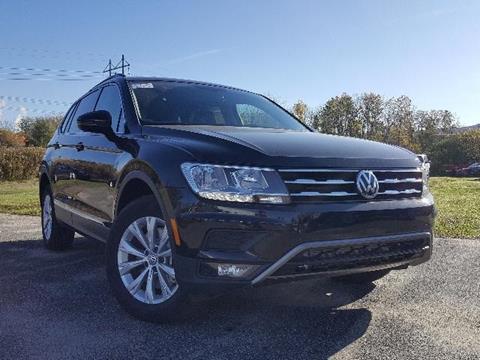 2018 Volkswagen Tiguan for sale in Pittsfield, MA