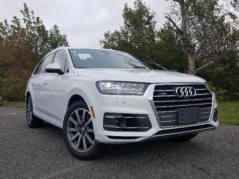 2018 Audi Q7 for sale in Pittsfield, MA