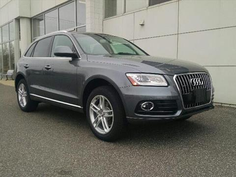 2016 Audi Q5 for sale in Pittsfield MA