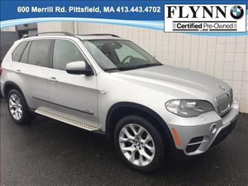 2013 BMW X5 for sale in Pittsfield, MA