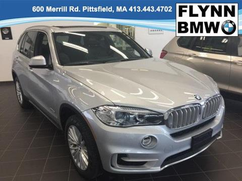 2017 BMW X5 for sale in Pittsfield, MA