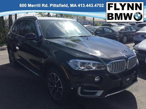 2017 BMW X5 for sale in Pittsfield MA