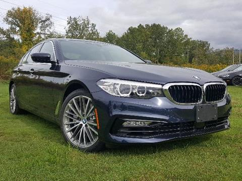 2018 BMW 5 Series for sale in Pittsfield, MA