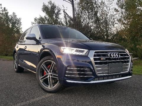 2018 Audi SQ5 for sale in Pittsfield, MA