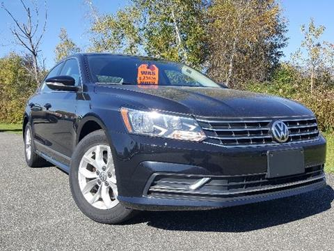 2017 Volkswagen Passat for sale in Pittsfield MA