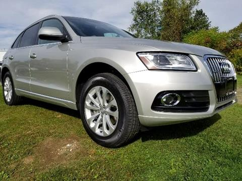 2015 Audi Q5 for sale in Pittsfield, MA