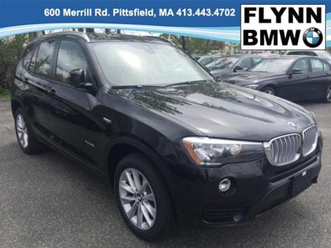 2017 BMW X3 for sale in Pittsfield MA