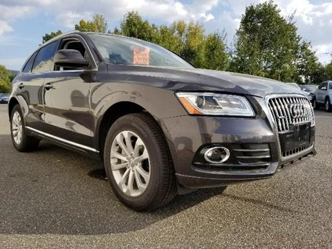 2015 Audi Q5 for sale in Pittsfield MA
