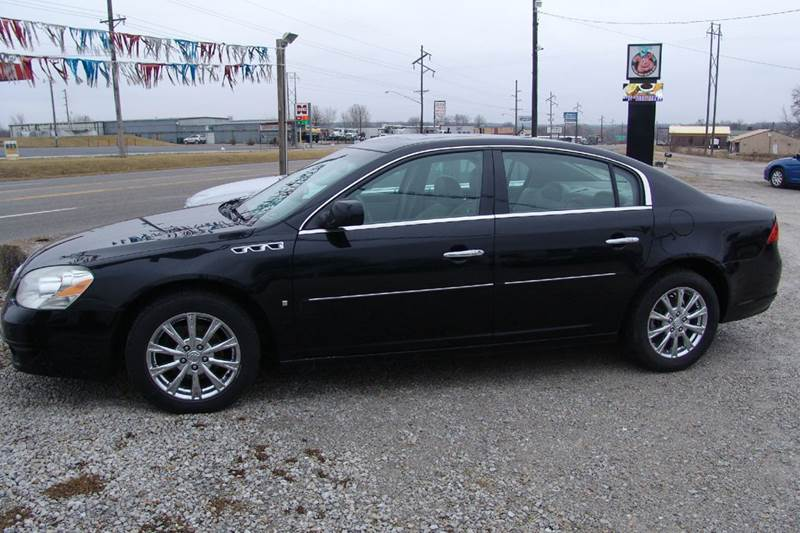 Used buick lucerne for sale in missouri for Mayse motors aurora mo