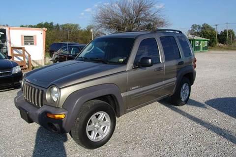 2004 Jeep Liberty for sale in Sedalia, MO