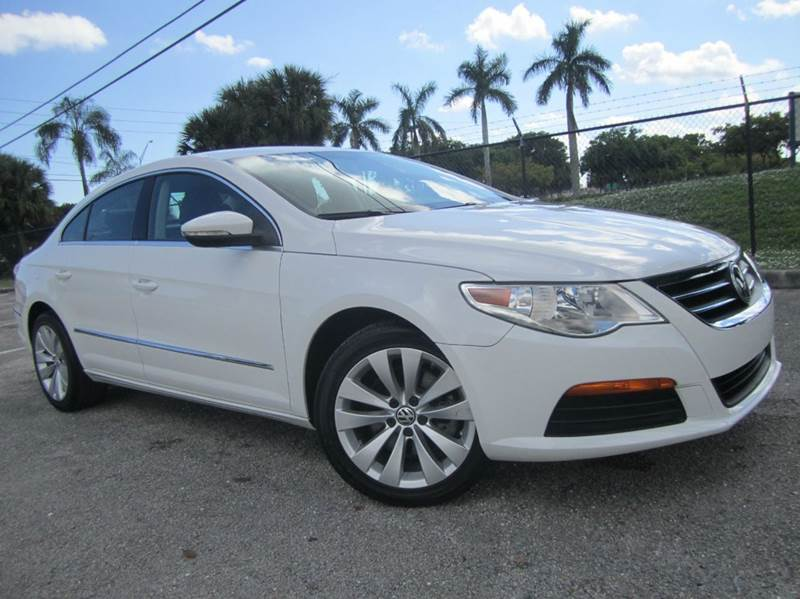 2012 volkswagen cc sport 4dr sedan 6a in davie fl rosa 39 s auto sales. Black Bedroom Furniture Sets. Home Design Ideas