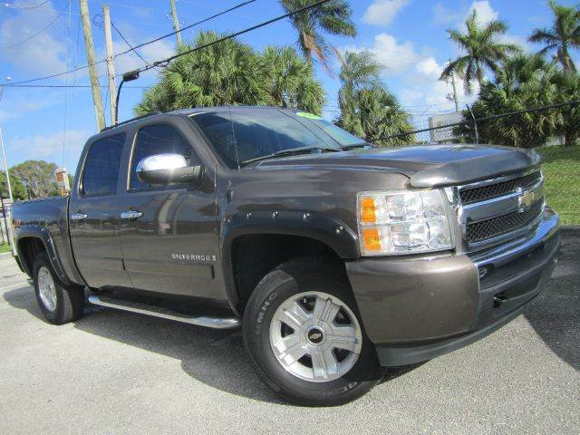 2008 chevrolet silverado 1500 lt1 pickup crew cab 2wd in davie fl rosa 39 s auto sales. Black Bedroom Furniture Sets. Home Design Ideas