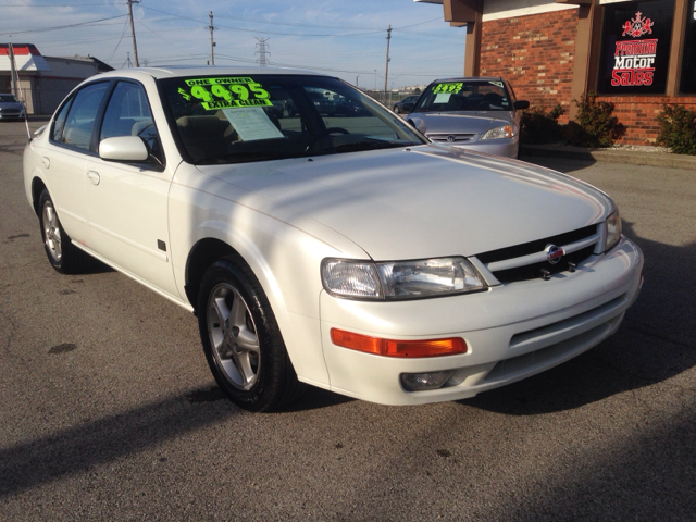 1999 Nissan Maxima Car For Sale: Object Moved