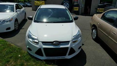 2012 Ford Focus for sale in Berlin, CT