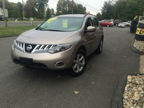2009 Nissan Murano for sale in Berlin CT
