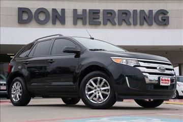 2013 Ford Edge for sale in Plano, TX