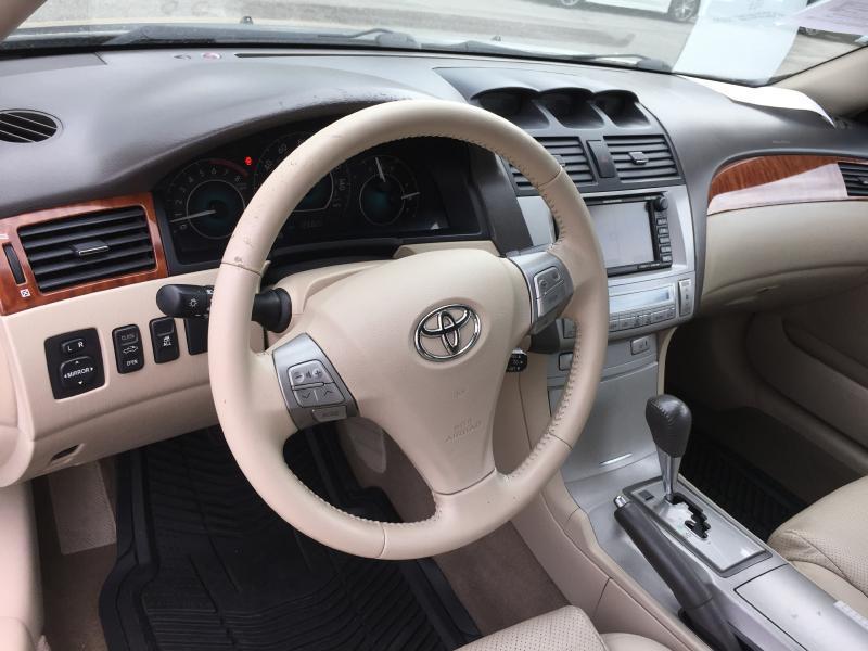2007 Toyota Camry Solara SLE V6 2dr Convertible - Meridianville AL