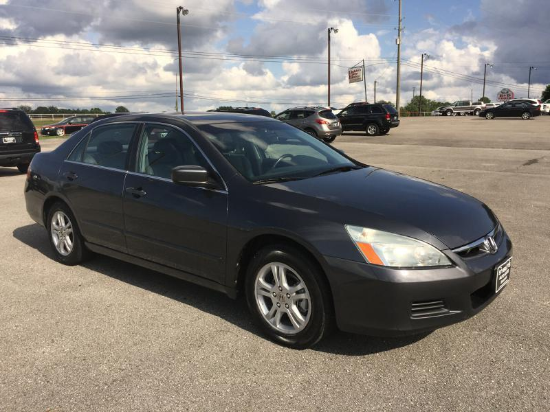 2007 Honda Accord EX-L 4dr Sedan (2.4L I4 5A) - Meridianville AL