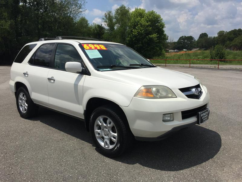 2005 Acura MDX AWD Touring 4dr SUV w/Navi and Entertainment System - Meridianville AL