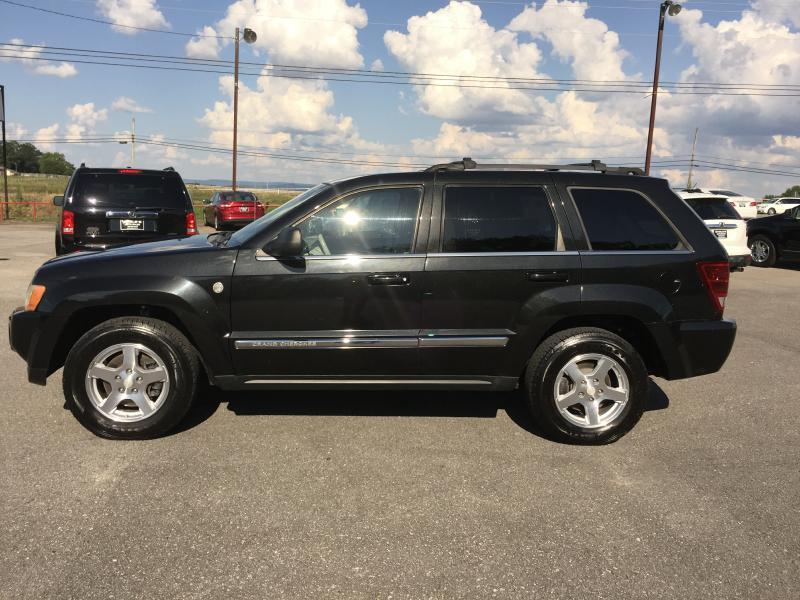 2005 Jeep Grand Cherokee 4dr Limited 4WD SUV - Meridianville AL