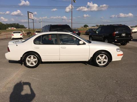 1997 Nissan Maxima for sale in Meridianville, AL