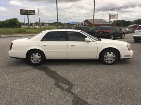 2005 Cadillac DeVille for sale in Meridianville, AL