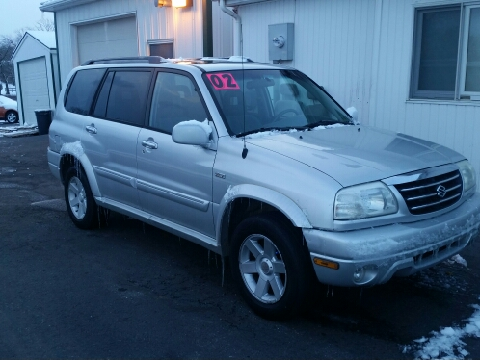 2002 Suzuki XL7 for sale in Jonestown, PA