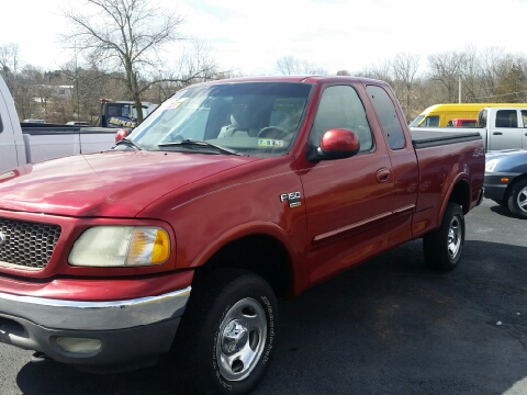2002 Ford F-150 for sale in Jonestown, PA