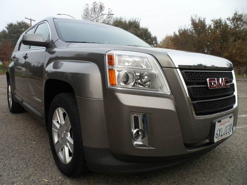 2012 gmc terrain sle 1 4dr suv in modesto ca car plus. Black Bedroom Furniture Sets. Home Design Ideas