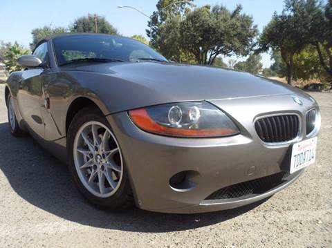 2003 BMW Z4 for sale in Modesto, CA
