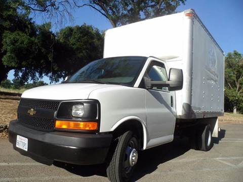 2011 Chevrolet Express Cutaway for sale in Modesto, CA