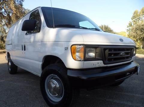 1998 Ford E-250 for sale in Modesto, CA