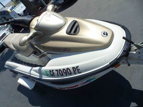 1998 Sea-Doo BOMBARDIER for sale in Modesto, CA