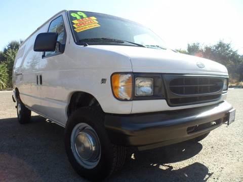 1999 Ford E-250 for sale in Modesto, CA