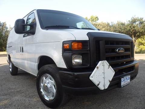 2010 Ford E-Series Cargo for sale in Modesto, CA