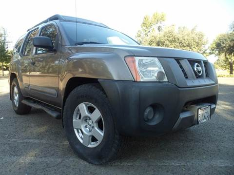 2006 Nissan Xterra for sale in Modesto, CA