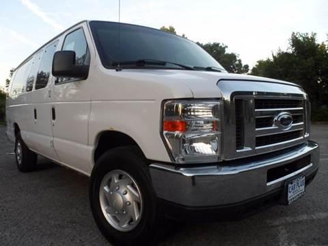 2012 Ford E-Series Wagon for sale in Modesto, CA
