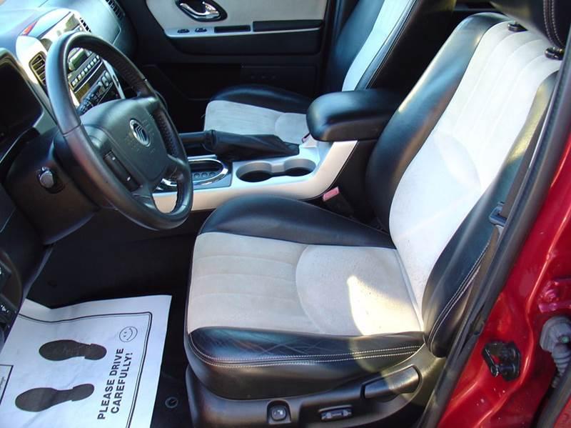 2007 Mercury Mariner AWD Premier 4dr SUV - East Syracuse NY